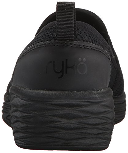 Fashion Ryka Women's Neve Black Black Sneaker Parent AAEqaw1x