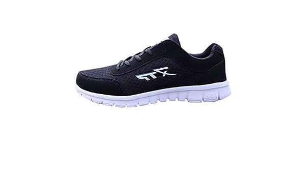 Darringls Zapatos para Hombre,Hombre Zapatos para Correr Transpirables Resistente Running Zapatillas de Deporte Mujer: Amazon.es: Ropa y accesorios