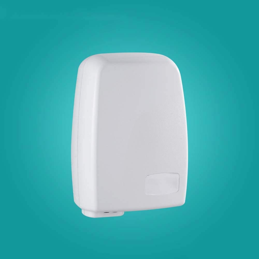 .Hand Dryers 1000W Hand Dryer, Automatic High Speed Hand Dryers,Household and Commercial Hand Dryers,High Speed Heavy Duty Wall-mounted Drying Machine for Bathrooms/Restrooms/Toilets, ABS, White Elect