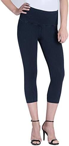 Lysse Women's Perfect Denim Capri Pant (Style no# 6173C)