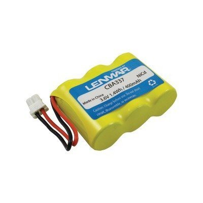 Telephone Lenmar - NEW LENMAR CBA337 SW BELL REPLACEMENT BATTERY (TELEPHONE BATTERIES) by Lenmar