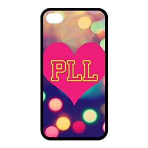 Customize Pretty Little Liars Back Cover Case for iphone 4 4S by supermalls