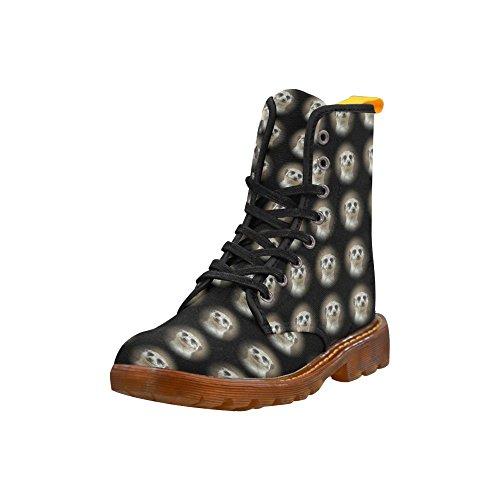 LEINTEREST cute animal drops - Meerkat Martin Boots Fashion Shoes For Women 48KD8txi