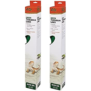 Amazon Com Zoo Med Eco Carpet For 40 Gallon Tanks