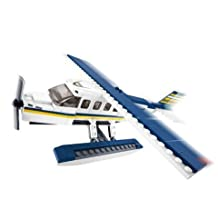 Sluban Z Sea Plane - 214 Pieces (Brand New in Original English Box) 100% LEGO Compatible - Educational Toy - Building Blocks (M38-B0361)