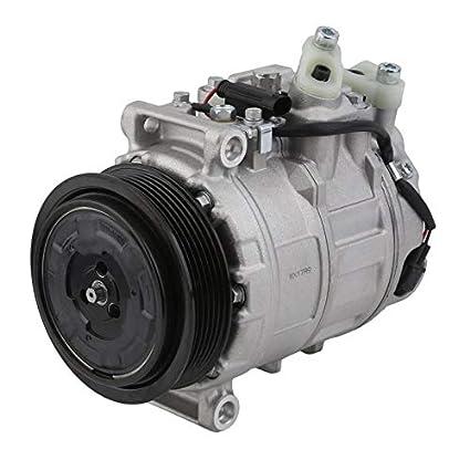 Wenwenzui-ES Compresor de Aire Acondicionado para Benz C-Class W203 C180 C200 CDI