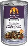 """DOG STEAK FRITES 12/14OZ """"Ctg: OTHER PET FOODS - WERUVA DOG CAN"""""""