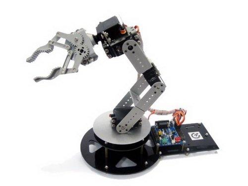 6 dof robotic arm - 4