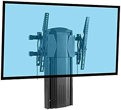 KIMEX 018-1064 Soporte de Pared corredizo Ajustable en Altura para TV LCD LED 37