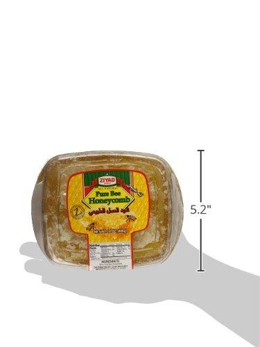 Ziyad All Natural Pure Bee Honeycomb, 14 Ounce (Pack May Vary) by Ziyad (Image #3)