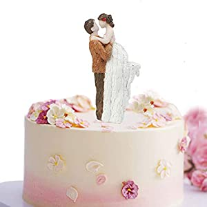 41yH%2BYB0BAL._SS300_ Beach Wedding Cake Toppers & Nautical Cake Toppers