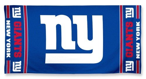 - WinCraft Inc. New York Giants Beach Towel,30 x 60 inches