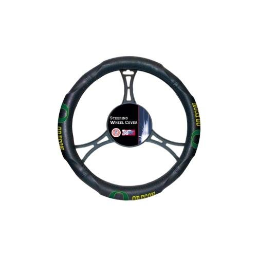 oregon ducks steering wheel cover - 5