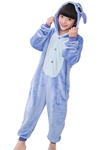 CYSPORTS Kid Cartoon Onesies Halloween Cosplay Pajamas Sleepwear for Boys Girls