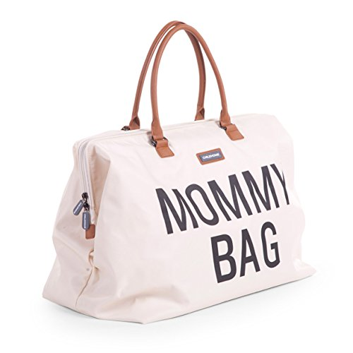 Child Home Mommy Bag grande 55 x 30 x 30 cm negro negro alt weiß
