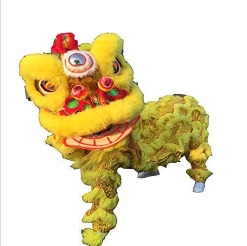 Everythingwushu Southern Style Lion Dance Costume Performance
