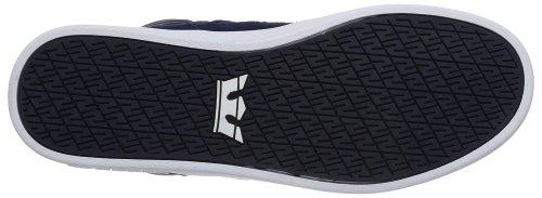 Erwachsene Unisex S39036 WHITE Sneaker BANDIT Supra Blau BLW BLUE Z6zOt