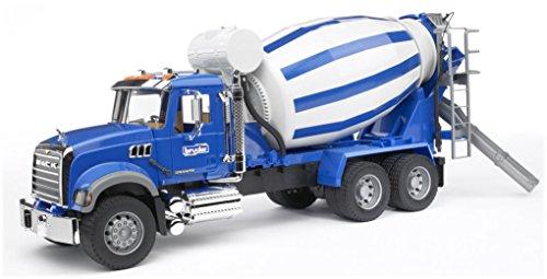 mack granite mixer - 6