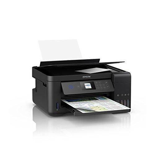 Epson EcoTank ET-2750 Stampante Inkjet 3-in-1, Stampa Fronte/Retro, Copia e Scansione, Connettività Wi-Fi e App, LCD da… 4 spesavip