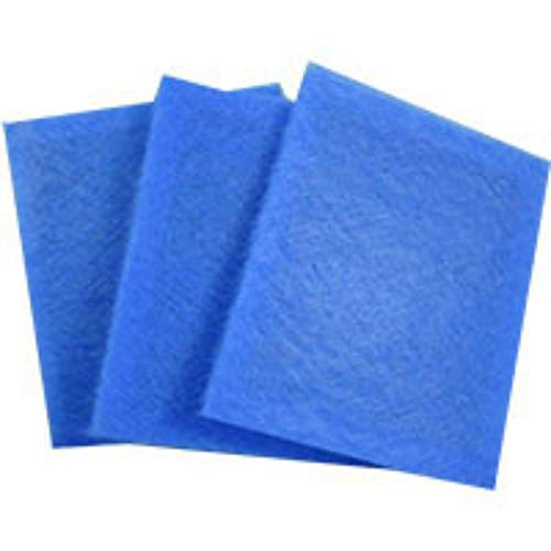 Dynamic Air Cleaner Replacement Filter Pads 16x20 Refills (3 Pack)