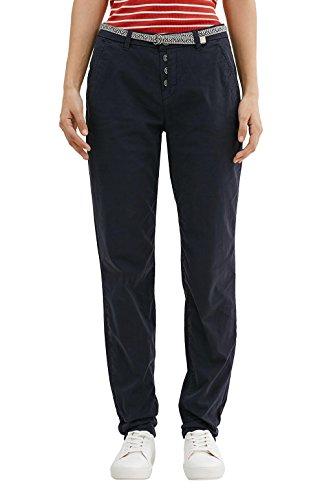 edc by Esprit 037cc1b026, Pantalones para Mujer Azul (Navy)