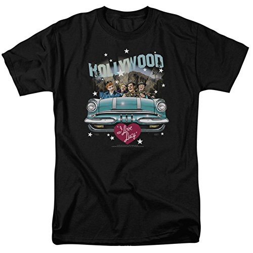 I Love Lucy - Hollywood Road Trip T-Shirt Size XL by I Love Lucy (Image #1)