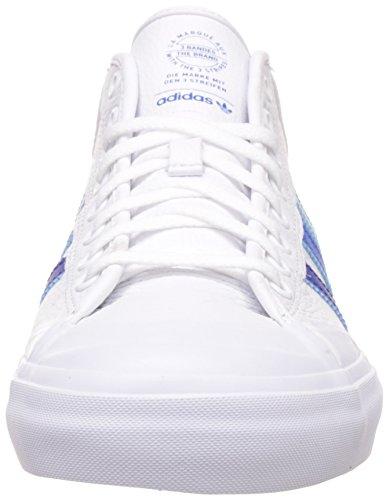 Adidas Matchcourt Mid ADV Nakel Smith White/Collegiate Royal/Blue Bird 9uk
