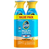 Pledge Multi Surface Antibacterial Everyday Cleaner 9.7 Ounces (2 Pack)