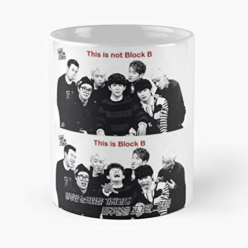 Block B Zico Kyung P O - Best Gift Coffee Mugs 11 Oz Father Day