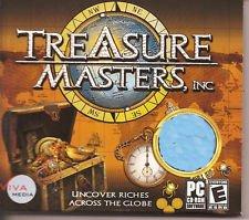 (Treasure Masters)