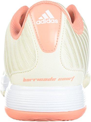 Tint Court Adidas Coral Ecru Barricade white chalk Femme B6IIa1Rq