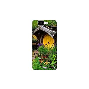 FUNDA CARCASA CIRCLE WOOD HOME PARA WIKO HIGHWAY