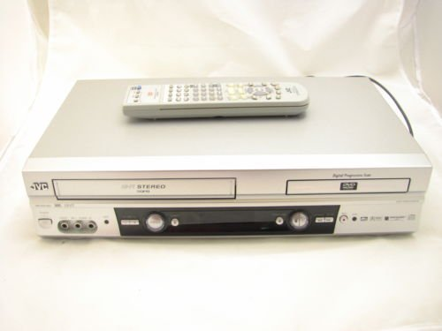 Cheapest Prices! JVC HR-XVC19 DVD / VHS Combo