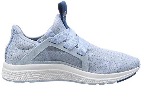 Adidas Womens Edge Lux W, Blu / Bianco, 6 Us