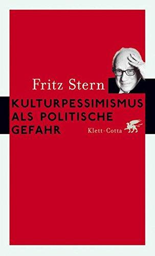 Kulturpessimismus als Politische Gefahr: Eine Analyse nationaler Ideologie in Deutschland