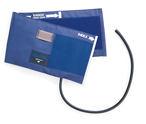 Single Tube PVC Inflation Bag and Nylon Range Finder Cuffs (Tube Single Inflation)