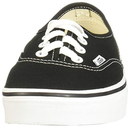 Unisex Zapatillas Skateboarding De Vans Authentic Black HqCOUU