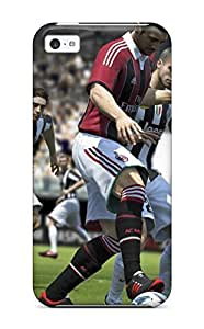 Iphone 5c Fifa Tpu Silicone Gel Case Cover. Fits Iphone 5c
