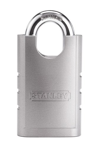 Stanley Hardware S828-160 CD8820 Shrouded Hardened Steel Padlock ()