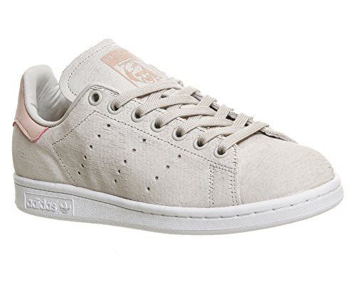adidas Originals Stan Smith Damen Tennisschuhe GREY|NATURAL