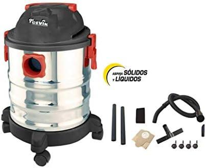 Cevik CE-AS22X Aspirador Sólidos y Líquidos: Amazon.es: Bricolaje ...