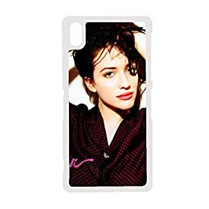 Generic For Xperia Z2 Sony With Kat Dennings Desiger Back Phone Covers For Girl Choose Design 5