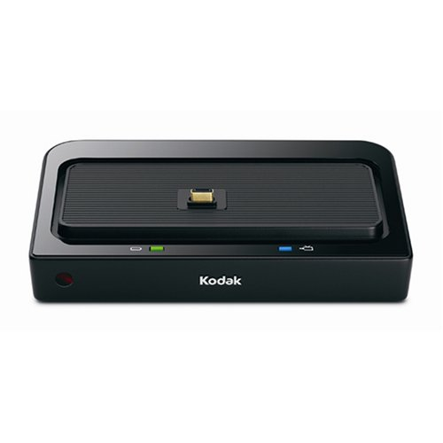 Kodak 8951956 EasyShare HDTV Dock with 1080i Still Photography Display and 720p HD Video Playback by Kodak