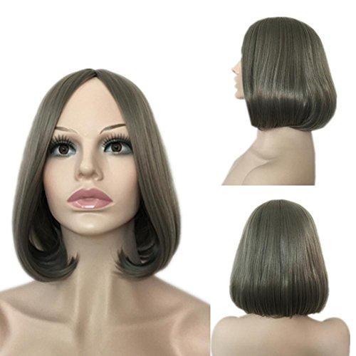 Dumber Dumb Female Costumes And (2017 Trendy PEAR Head Slim Face Female Straight Long Hair)