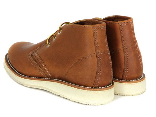 Red Wing, Stivali chukka uomo Marrone (ORIGINAL 3140)