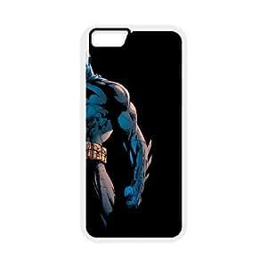 iPhone 6 4.7 Inch Cell Phone Case White Batman Armor LV7908426