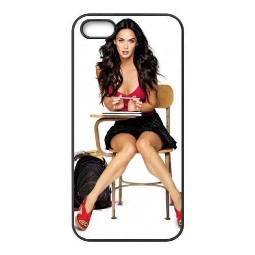 Megan Fox As Jennifer Wallpaper coque iPhone 5 5S cellulaire cas coque de téléphone cas téléphone cellulaire noir couvercle EOKXLLNCD25928