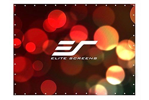 Elite Screens DIY Pro Series, 160-inch 16:9, Do-It-Yourself Indoor & Outdoor Projection Screen, Model: DIY160H1