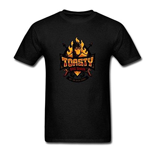 Price comparison product image Men's Scorpion Toasty Bbq Short Sleeve T-Shirt