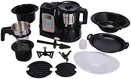 Best of TV TOPCHEF01 - Robots de cocina, 1400 W, color negro: Amazon.es: Hogar